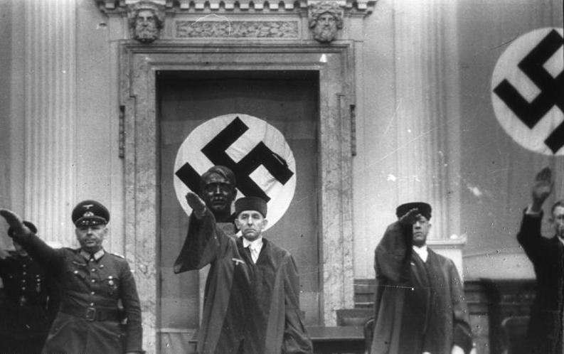 NS-Justiz - im Namen des deutschen Volkes