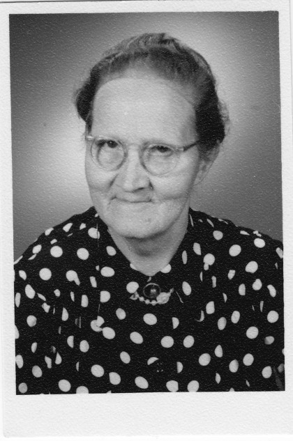 Familienfotos: Oma